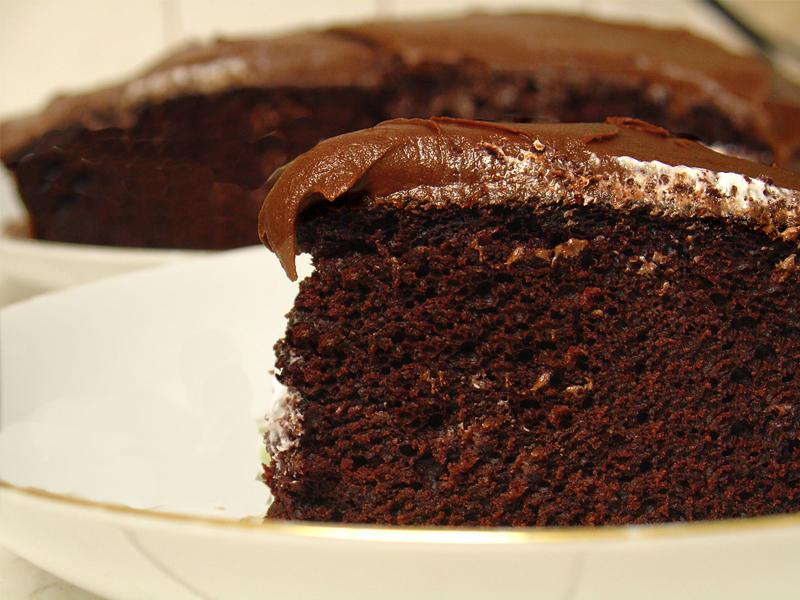 Crazy cake. Навіжений пиріг в мультиварці