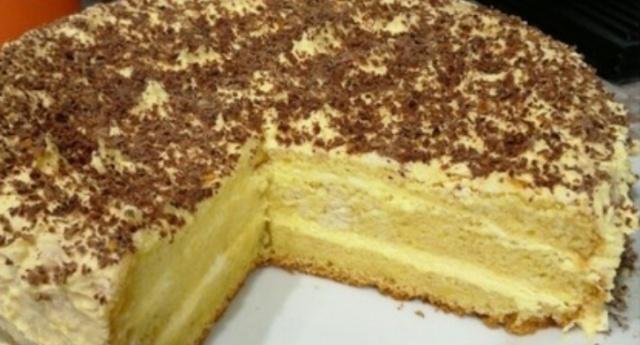 Гарбузовий торт в мультиварці