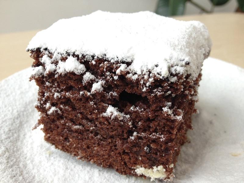 Класичний шоколадний пиріг в мультиварці