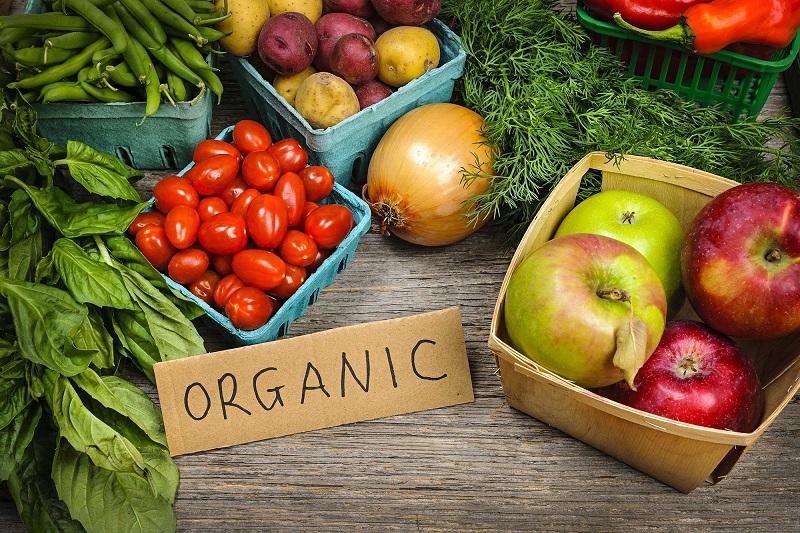 Органічні продукти - найкращий вибір для здорового способу життя