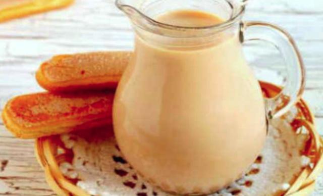 Пряжене молоко в мультиварці
