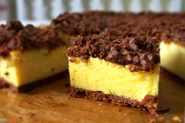 Сирний десерт (сирник) в мультиварці